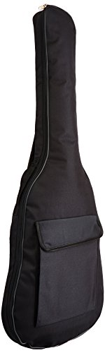 JouerNow Gig Bag For Fender Gibson Electric Guitar Soft Case Double Straps...