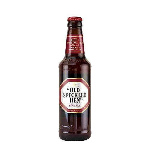 Cerveja Morland Speckled garrafa 355ml