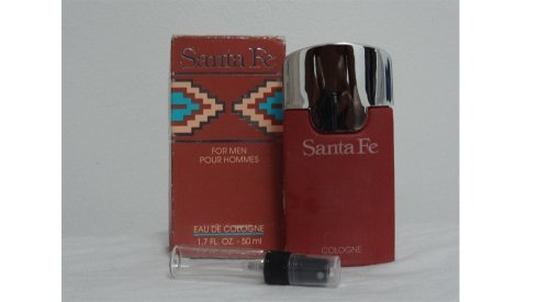 Santa Fe by Aladdin Fragrances - EDC Splash 1.7 oz for -