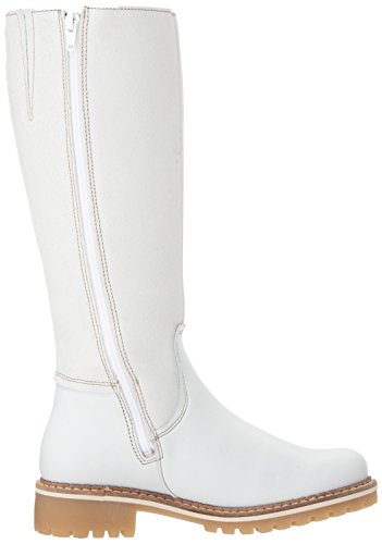 Bos. & Co. Womens Hudson Snø Boot Is / Hvit Arizona / Semsket