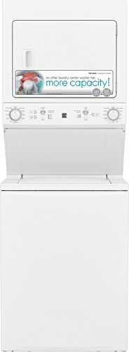 Kenmore 71732 3.9 cu ft Top Load Laundry Center with agitator and Gas Dryer, White