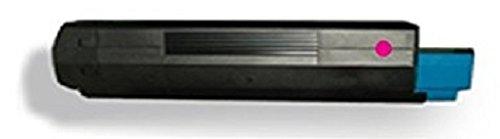 C3200 Magenta Drum (GLB Premium Qulaity Compatible Replacement Magenta Toner For Oki Okidata C3100, C3200, C5100, C5100n, C5150n, C5200n, C5400, C5400dn, C5400dtn, C5400n, C5400tn, C5510n MFP, C5300n)