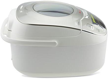 Moulinex MK812121 Maxichef Advance Robot de cocina con 45 programas de cocción, 5 L, 750 W, color Plata Premium: Amazon.es: Hogar