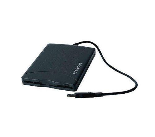 Gembird - Disquetera externa de floppy de 1, 44 MB y 3, 5 pulgadas con USB FLD-USB