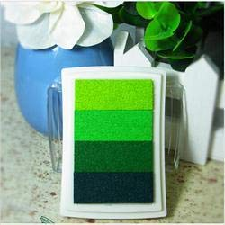 (Stamps - 1pcs Multi Colors Ink Pad Oil Based Paper Wood Craft Fabric Diy - Comb Game Plates Wedding Lighter Year Cross Flag Arrows Display Drive Cubes Stamp Decoration Organizer Cooking Dolls)