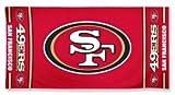 San Francisco 49ers Beach Towel