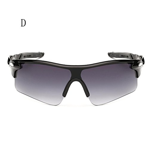 Mchoice Outdoor Sport Cycling Bicycle Bike Riding Sun Glasses Eyewear Goggle UV400 Lens - Sol Masculino Oculos De