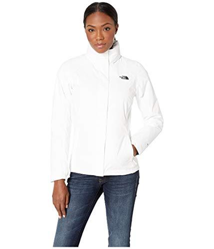 The North Face Women's Resolve Insulated Jacket TNF White/TNF White Medium