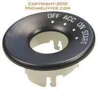 Amazon Com 597642 Gm Ignition Bezel Strattec Lock Part