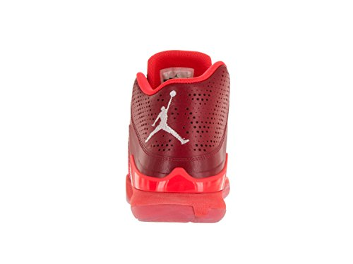 Nike Jordan Super.Fly 4 Po, Scarpe da Basket Uomo gym red white infrared 23 602