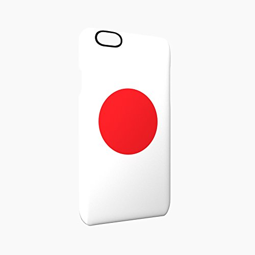 Flag of Japan Glossy Hard Snap-On Protective iPhone 6 / 6S Case Cover