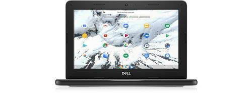 Dell Chromebook 11 3100 Celeron N4000 2.6 GHz 4GB 32GB eMMC AC BT WC 11.6'' HD MT Chrome OS