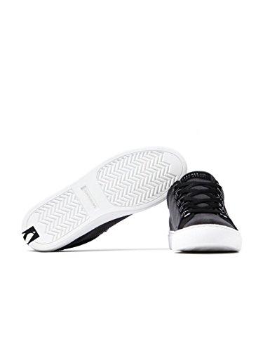 Side Skechers Street Black Backs 73533 Kick Uwv4zq