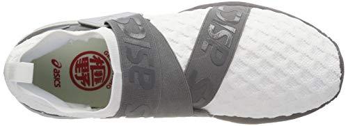 Homme kayano Gel white Running Blanc Chaussures carbon 100 25 De Obi Asics qZdA0q75