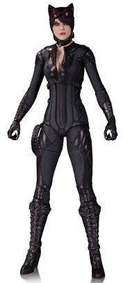 (Batman Arkham Knight Catwoman Action)