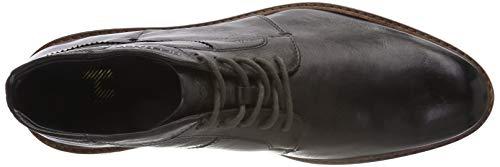 Grigio Daniel 811577201000 Grey Stivali Uomo Dark 1100 Hechter AwTfqI