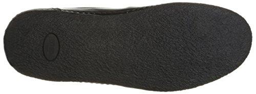 Stacy Adams Mens Napa-Moc Toe Slip-On Oxford Black BzAariglxb