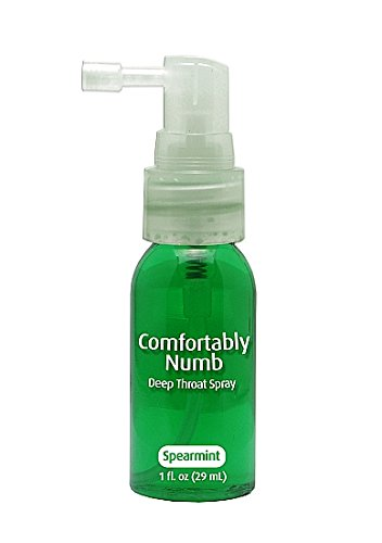 Anal numming spray