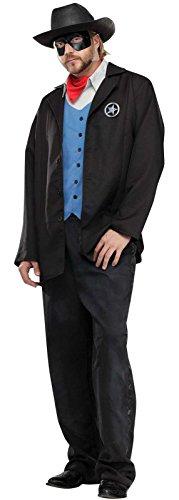 Men's Costume: Wild West Avenger- Standard
