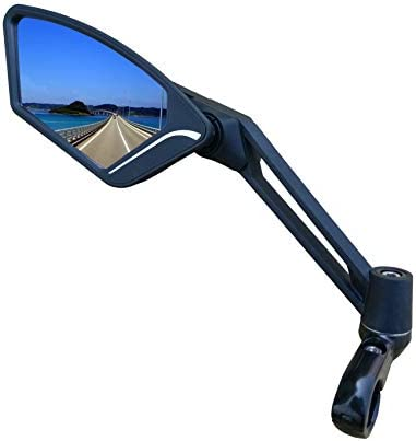 MEACHOW Resistant Handlebar Adjustable Rearview product image