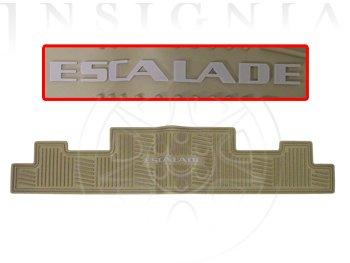 07-12 Cadillac Escalade Cargo Area Premium All Weather Floor Mat GM 19166801