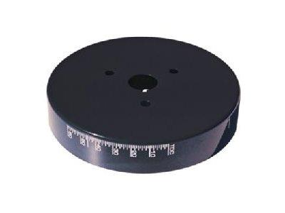 Proform 66517BKC Harmonic Balancer Cover, Black