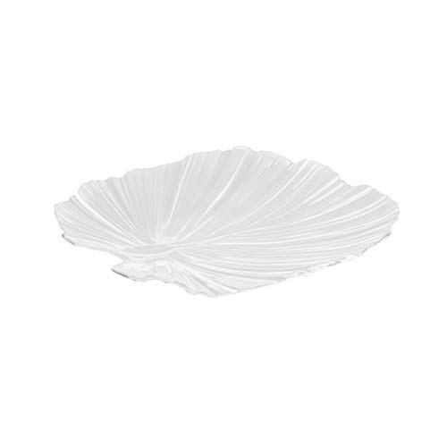 Elite Global Solutions M14PL-NW Large Palm Leaf Platter, 14