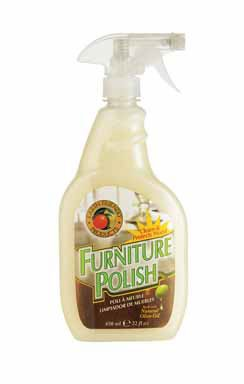 Earth Friendly Furniture Polish Sprayer, 22 Ounce -- 6 per case.