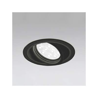 LEDユニバーサルダウンライト M形 φ125 HID35W形 LED12灯 配光角49°連続調光 ブラック 白色形 4000K B07RZNHRCH