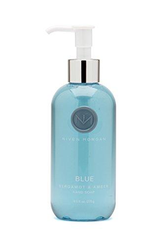 Niven Morgan Blue Hand Soap - Hand Blue Soap