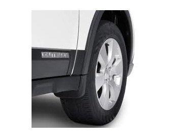 OEM Subaru Outback Mud Flaps Splash Guards Black (Mud Flaps Outback compare prices)
