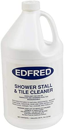 Amazon.com: Edfred FBA_63841 128OZ SHWR/Tile Cleaner: Home & Kitchen