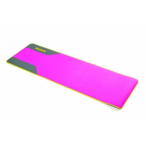 Amazon.com: Reebok - Premium Yoga Mat Magenta | 180 (L) x 60 ...