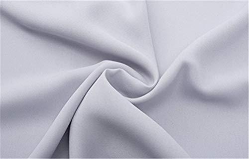Femme Chemiser POINGS Haut Blouse Tunique Longues Col Casual Gris V Uni Manches Tops Shirts 5A5wqdxS