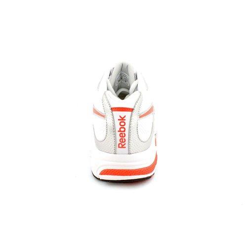 Silver Bright Coral Black Pure Reebok White Lumen Running Shoe Women's 6wqqYaT0