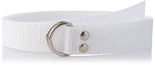 Schutt Sports Football Belt, One-Size-Fits-All, White by Schutt (Image #1)