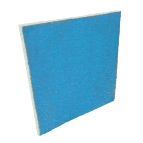 Pack of 4 Blue//White Bonded High Loft MERV 6 Replacement Air Filter Media Pad Inserts 21-1//2 x 23-1//2 x 1