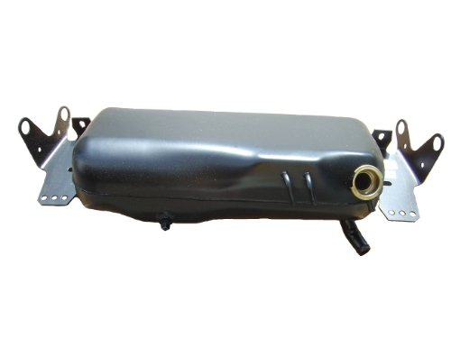 Freightliner FLD 120 Radiator Surge Tank Expansion Tank A0512957000 A0515799000 by Eagle Products
