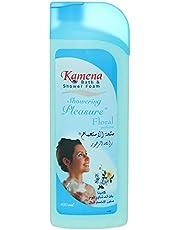 Kamena Bath and Shower Foam With Flora 400ml