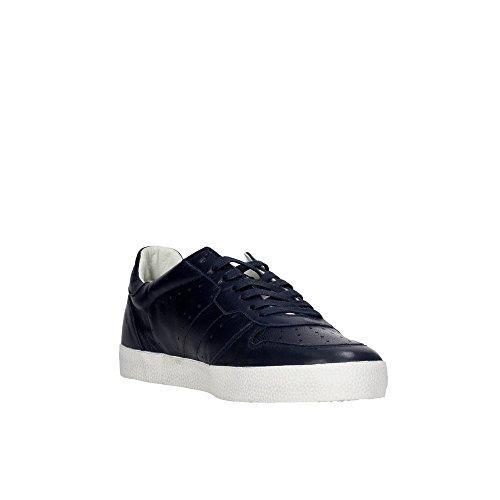 D.a.t.e. Date Court Nappa A241 Sneakers Herren Blue
