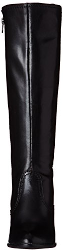25561 black001 Length Women's Black Lined Cold Boots Tamaris Half Schwarz Classic schwarz gHnaqxdw1