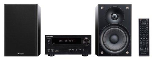 30 opinioni per Pioneer X-HM51-K Sistema Micro Hi-Fi, Nero/Antracite