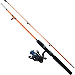 OUD SOUP ORANGE 1.8 M Fishing Rod with Placement 3000
