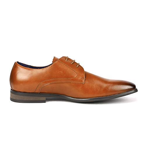 Homme Marc chameau 5 Oxford Bruno Chaussures Pour wxg7PqaT0n