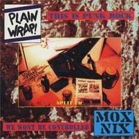This is Punk Rock / We Won't Be - Mox T