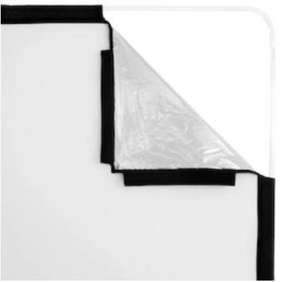 Blanco//Plata Lastolite Skylite 2 x 2 m Tela
