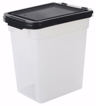 nesting airtight pet food container