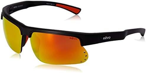 Revo Cusp S RE 1025 01 OG Polarized Rectangular Sunglasses