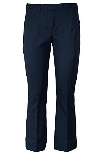 91360389600 MAX Pantalone MARA cod Donna Size 'S 50 Blu d1WOHTT6n