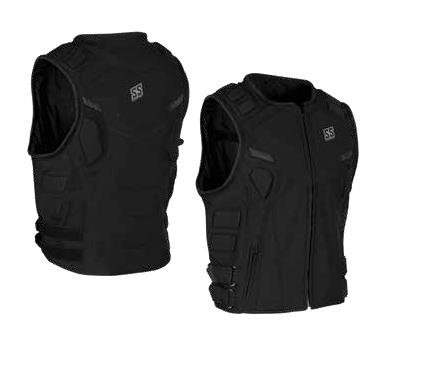 Armored Motorcycle Vest - 6